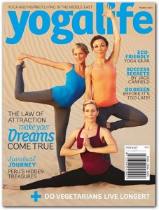 YogaLife Cover - Amber